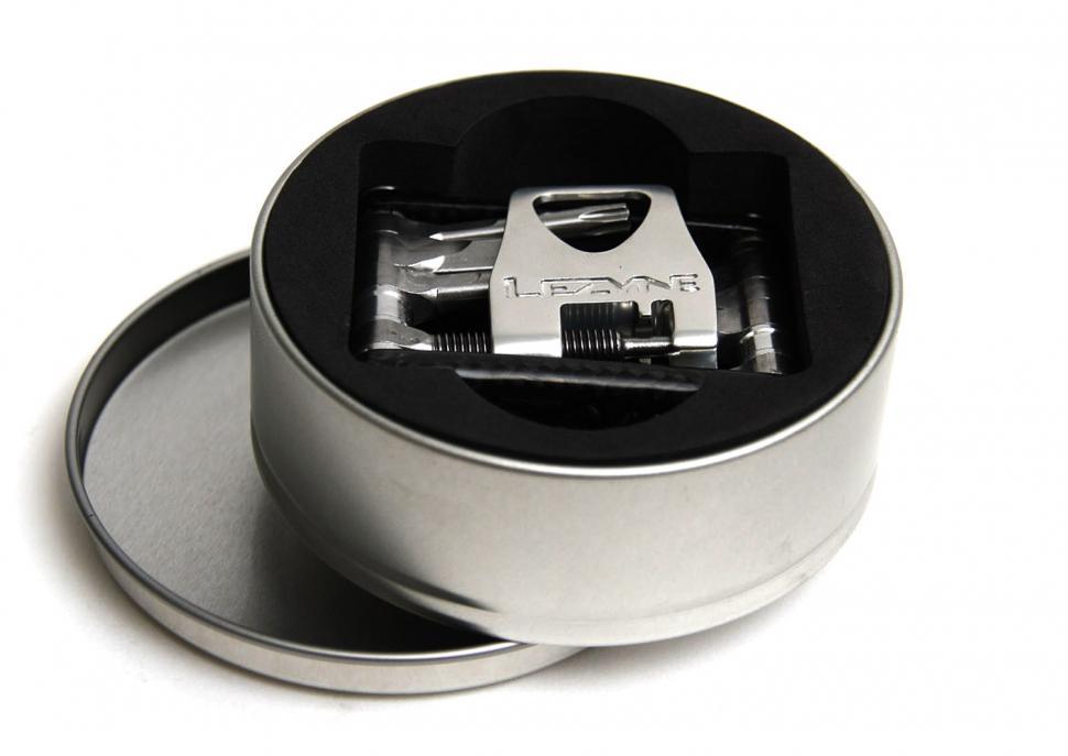 Lezyne Carbon 10 tool - inside case