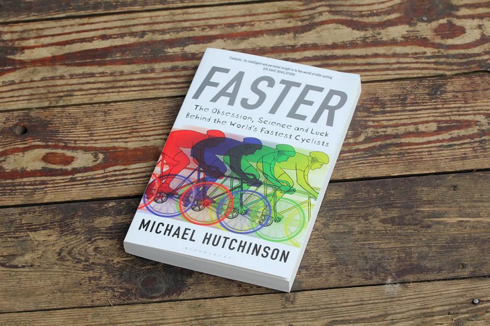 Michael Hutchinson Faster