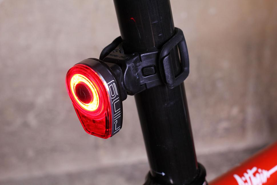 Best Rear Bike Light >> Review Moon Ring Rear Light Road Cc
