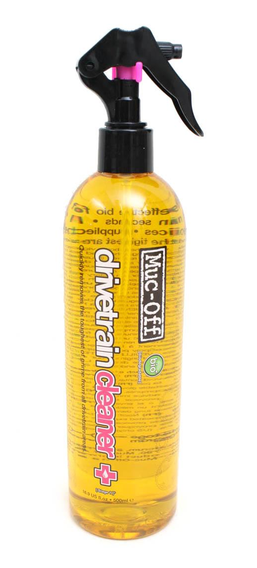 Review Muc Off Drivechain Cleaner Road Cc