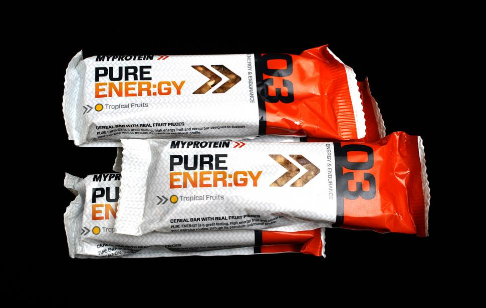 Myprotein PURE ENERGY Tropical Fruits flavour
