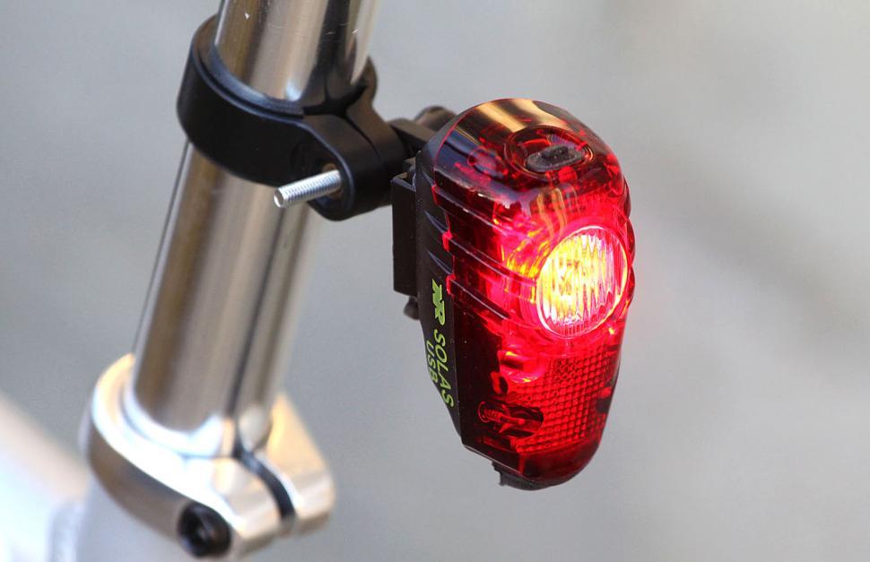 Beleuchtung & Reflektoren Niterider Solas 250 Radsport