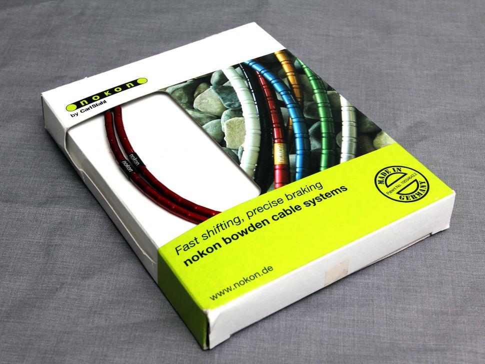 Nokon Slimline cable set