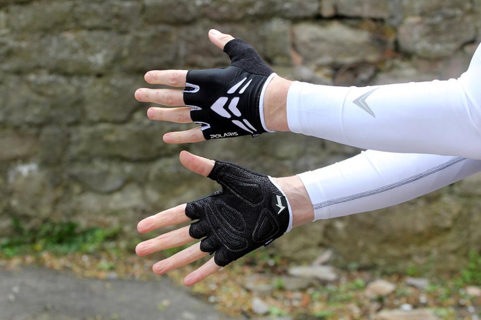 Polaris Venom Road Bike Cycling Mitts Gloves