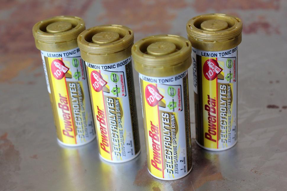 Powerbar 5 Electrolytes Tablets