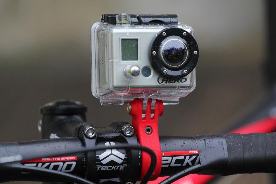 Raceware Direct GoPro mount