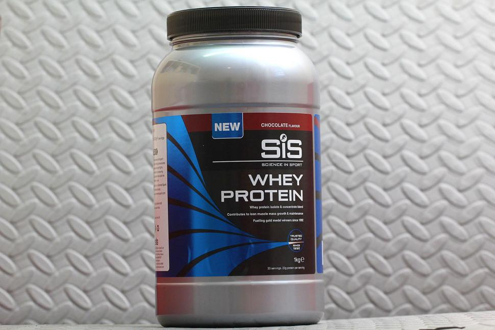 Review Sis Whey Protein Road