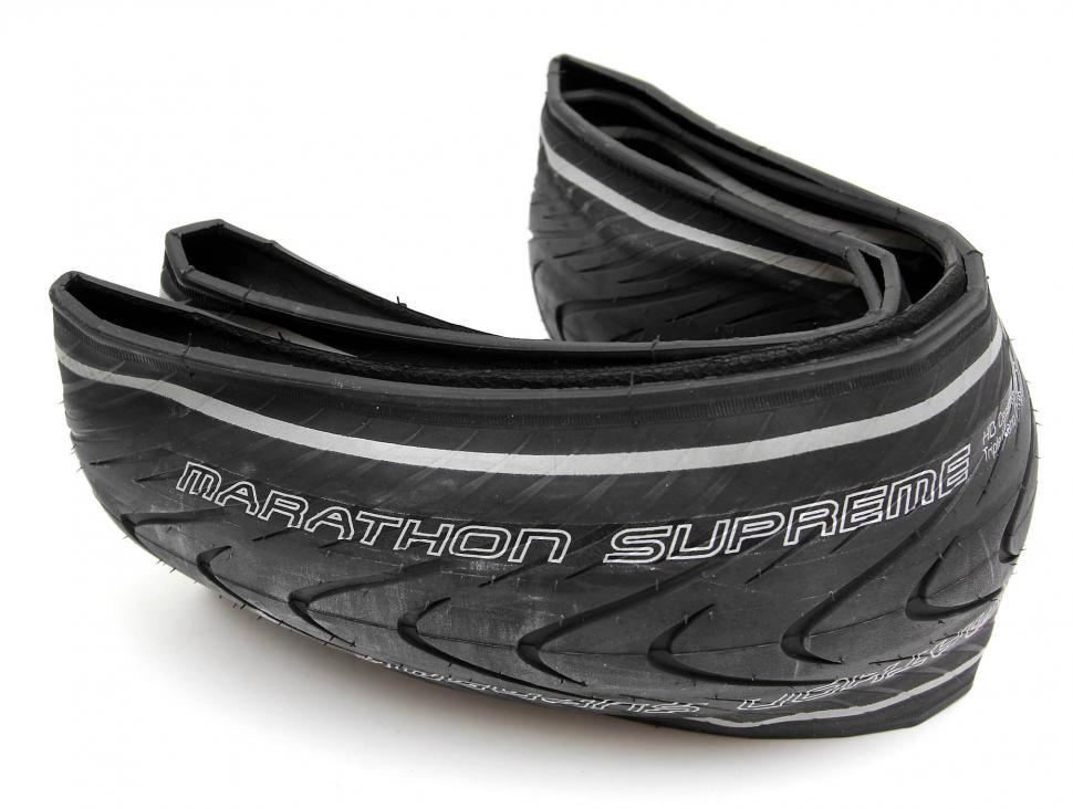 Review: Schwalbe Marathon Supreme 26x2 0 Tyre | Road Cc