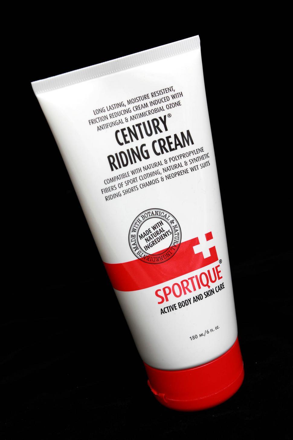 Sportique Century riding cream