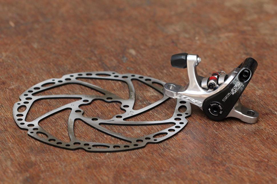 TRP Spyre Mechanical Disc Brakes