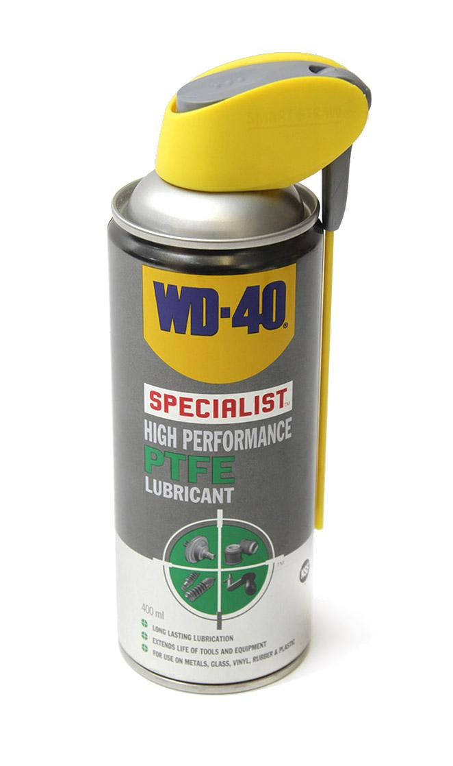 WD40 Specialist - High Performance PTFE Lubricant