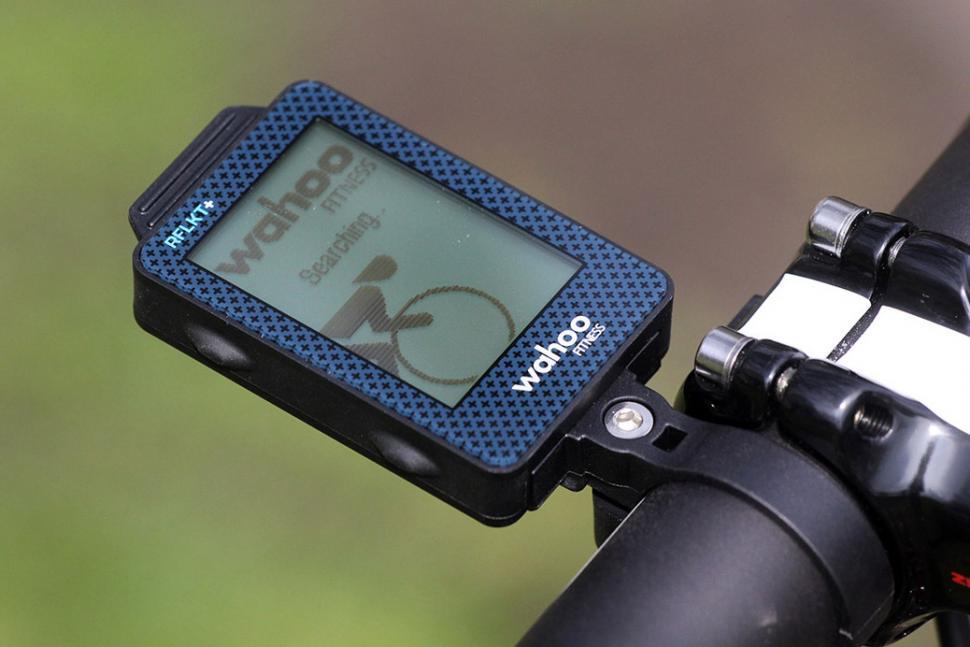 Wahoo RFLKT iPhone Powered Bike Computer
