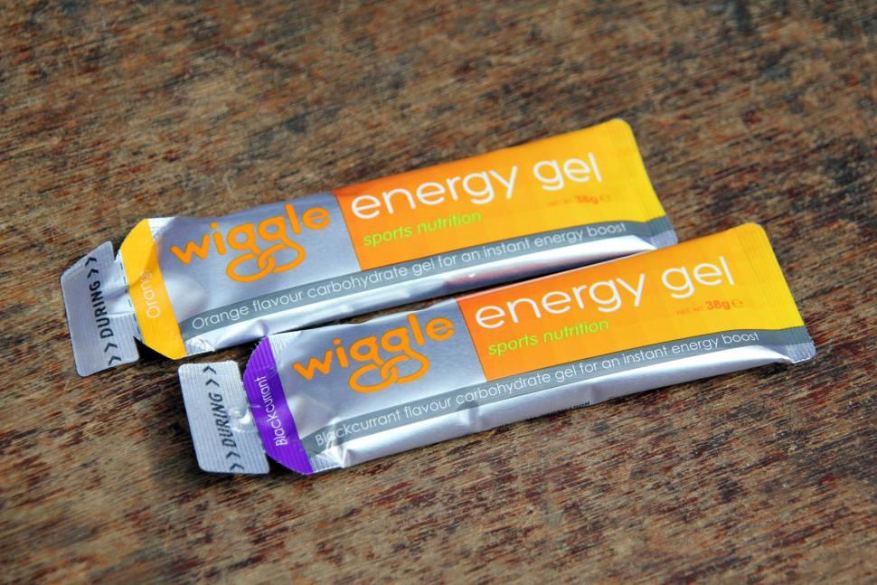 Wiggle Energy gel