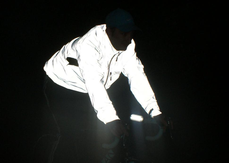 Proviz 360 jacket lit up