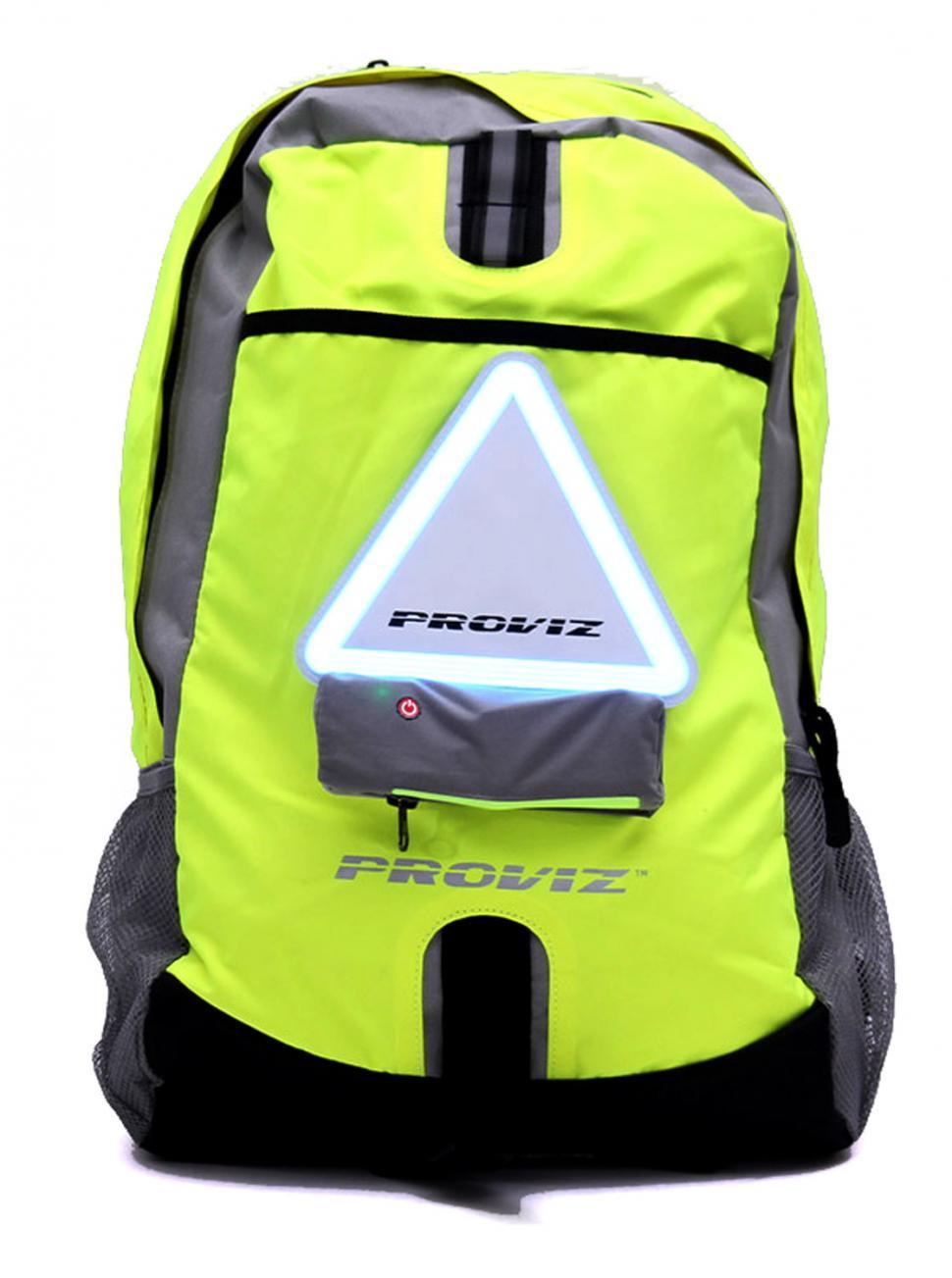 Proviz Rucksack Triviz Comp - light on