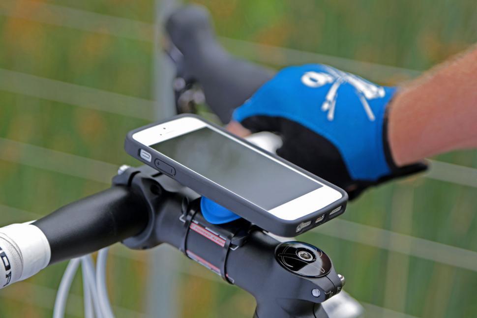 new arrival ead81 36e9a Review: Quad Lock iPhone Bike Kit | road.cc