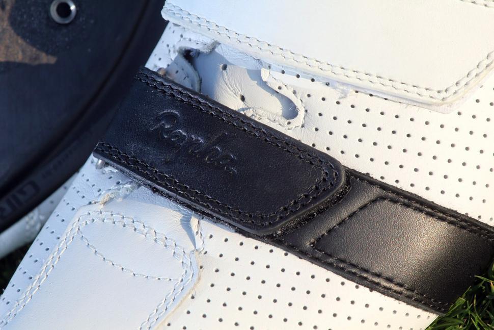 Rapha Grand Tour shoes - strap