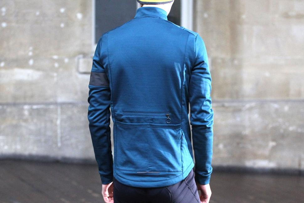 Review  Rapha Winter Jersey  e2f5bc7d0