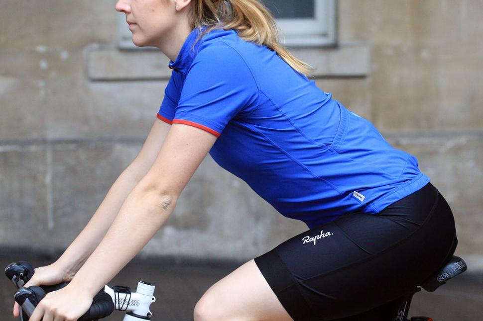 Rapha Womens Souplesse Jersey - riding