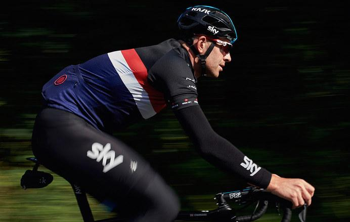 Rapha unveil Team Sky British jersey ahead of the Tour of Britain ... 677923caa