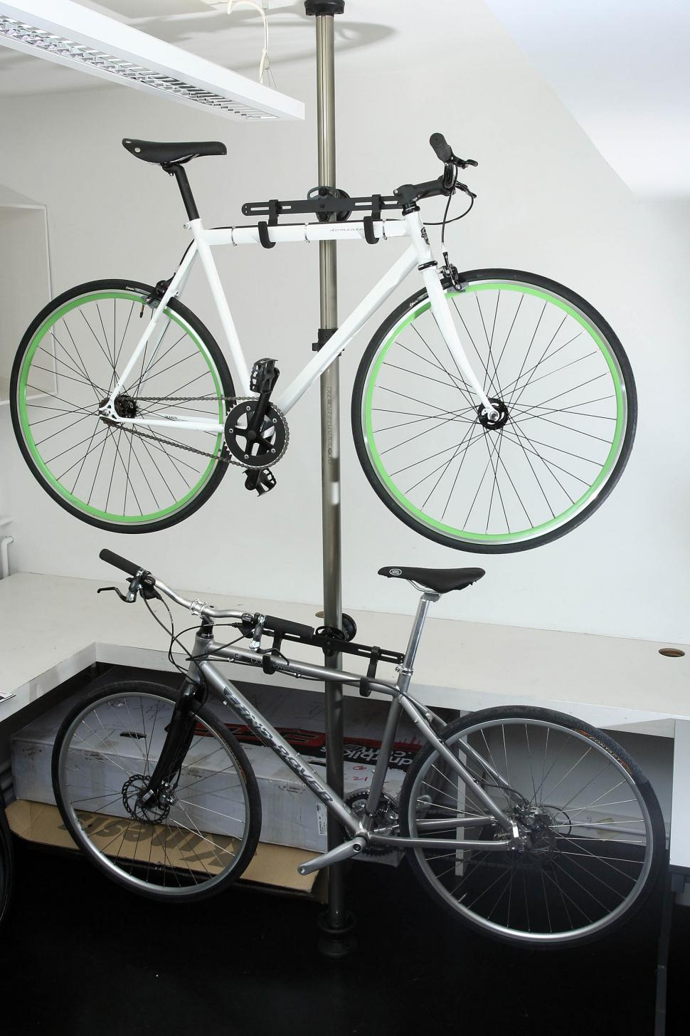 Revolution Floor to Ceiling bike stand