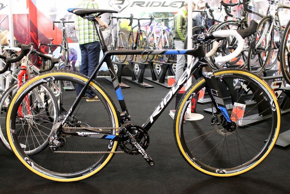 Ridley X Night Disc Helium Sl And New X Bow Cx Allroad