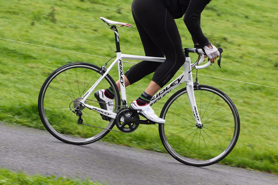 d1c8e347ac1 Review: Ridley Fenix Classic Ultegra road bike   road.cc