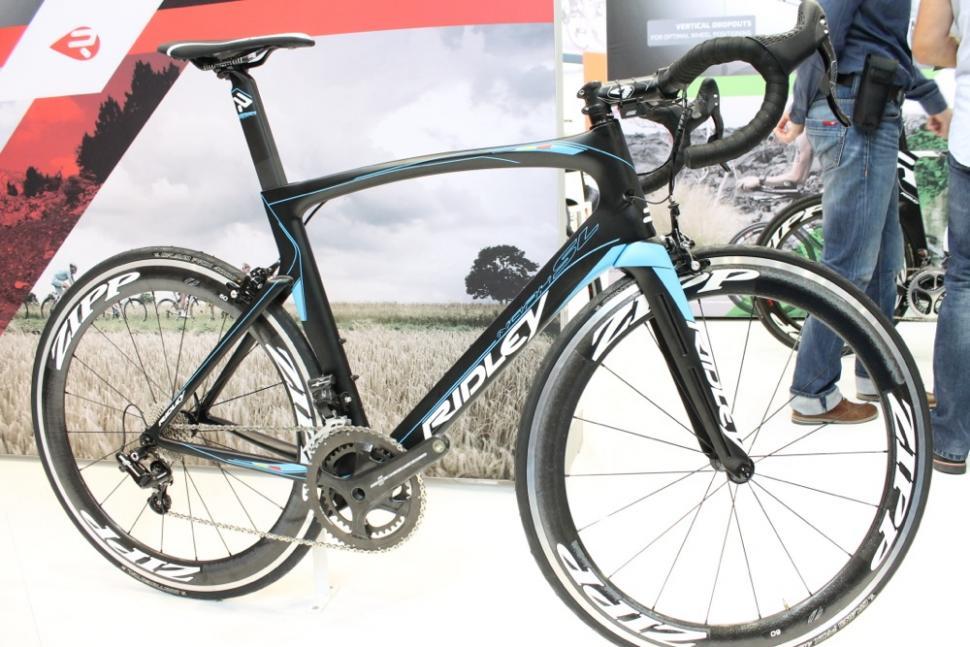61d06fa498a Ridley lightens up Noah aero road bike with 950g-framed SL version ...