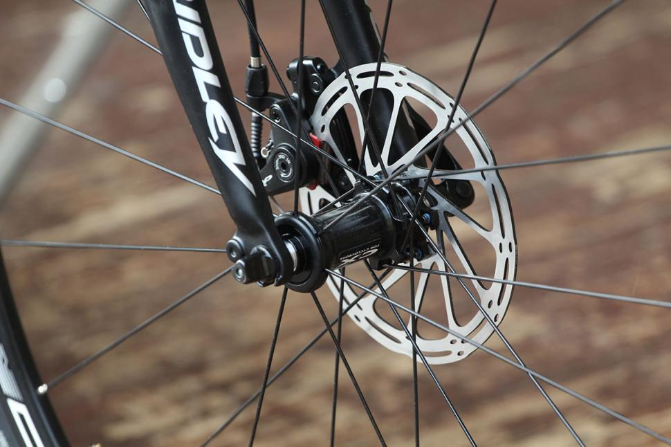 Ridley X-Bow 10 Disc - front disc