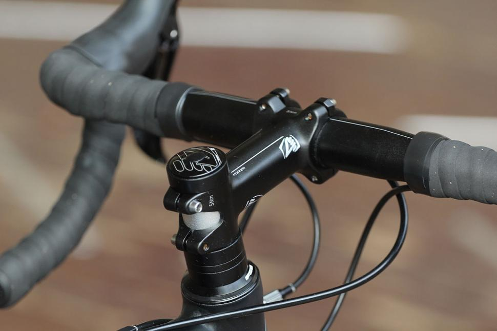 Ridley X-Bow 10 Disc - stem and spacers