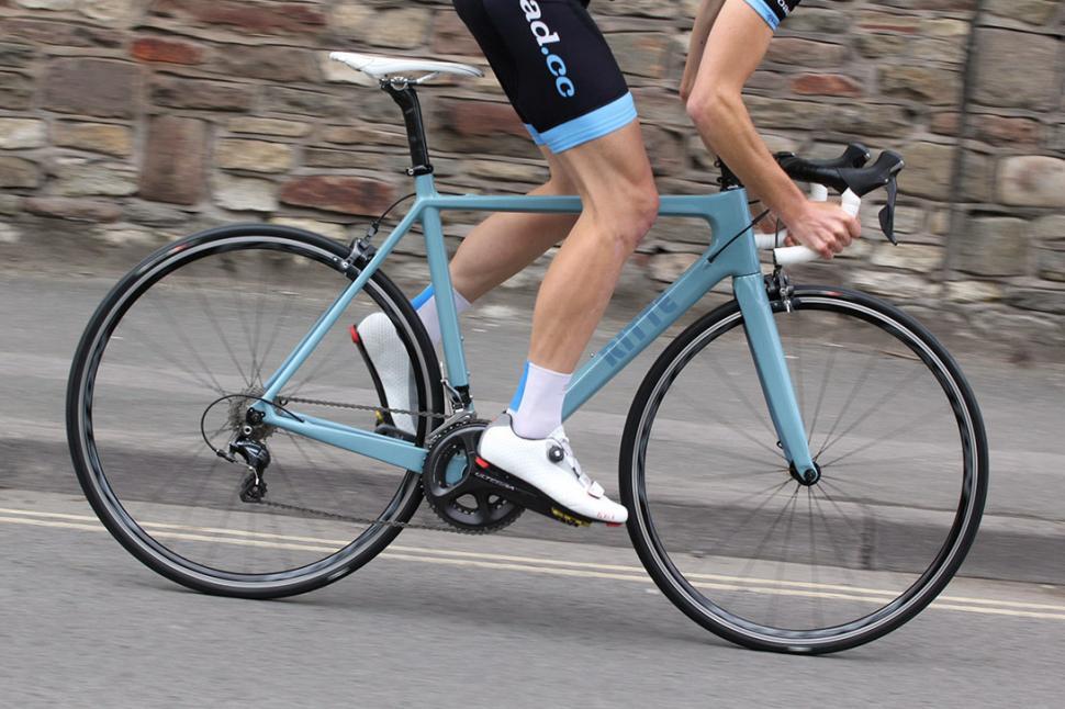 Ritte Ace frameset - riding 1