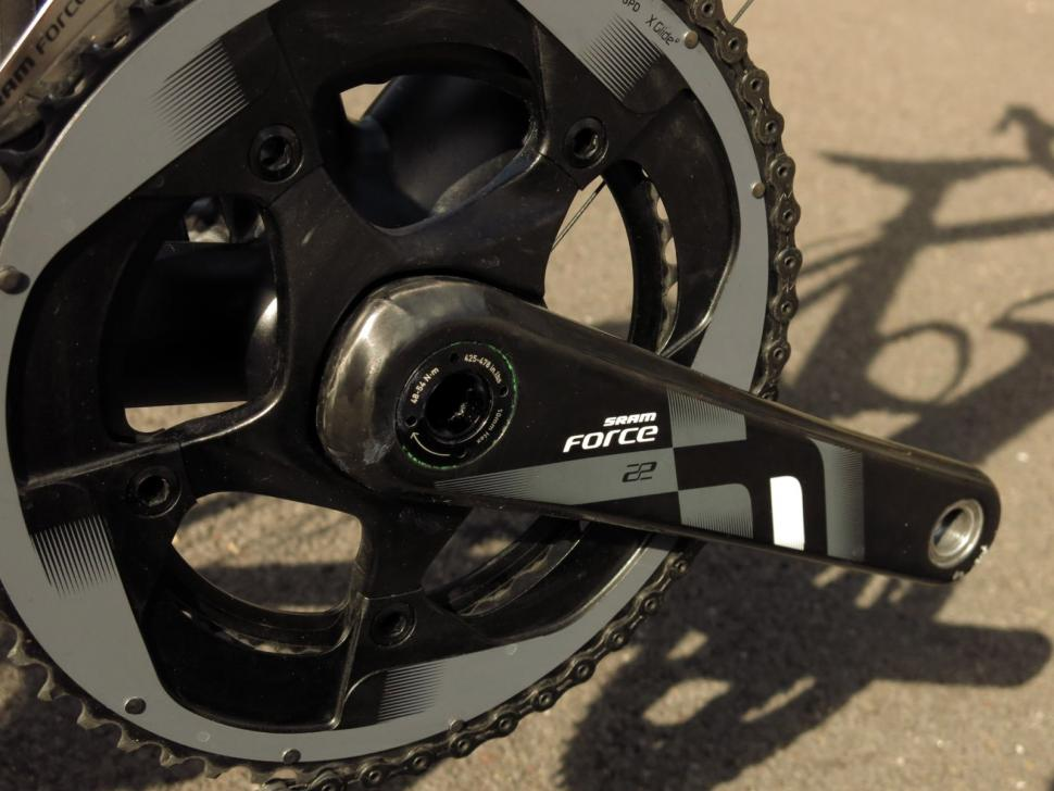 SRAM Force 22 - chainset
