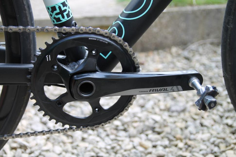 sram rival 1 first ride7