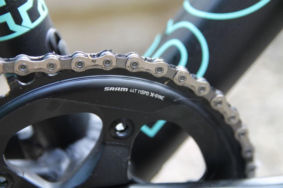 sram rival 1 first ride9