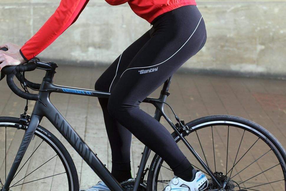 Santini 365 Storm Bib Tights - riding
