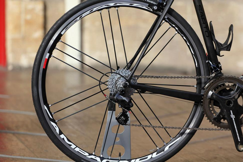 Sarto Asola - rear wheel
