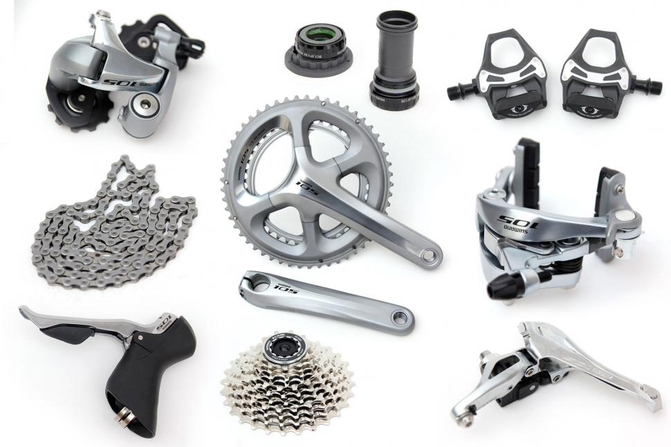 97964ef9466 Review: Shimano 105 5800 11-speed Groupset | road.cc