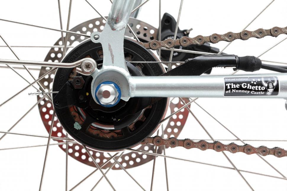 Review: Shimano Alfine 11 hub gear and shifter | road cc