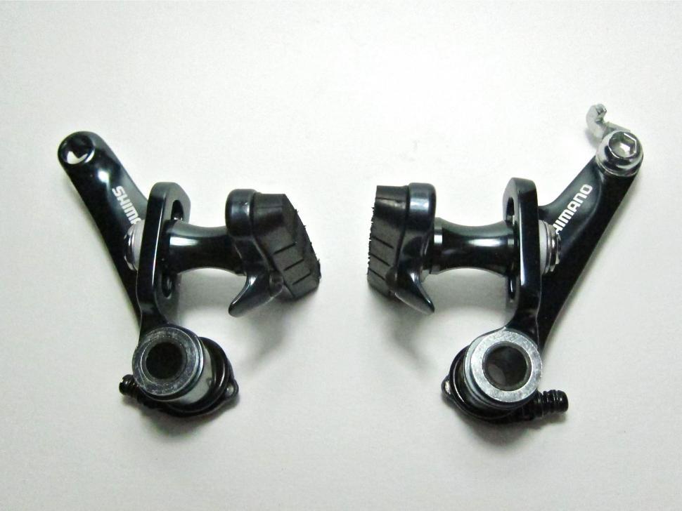 1 Pair NEW! Shimano Cantilever Brake Shoes