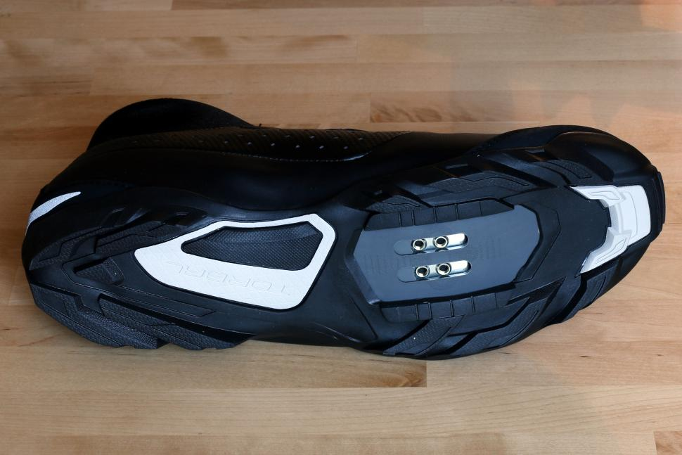 Shimano MW7 winter boots - sole