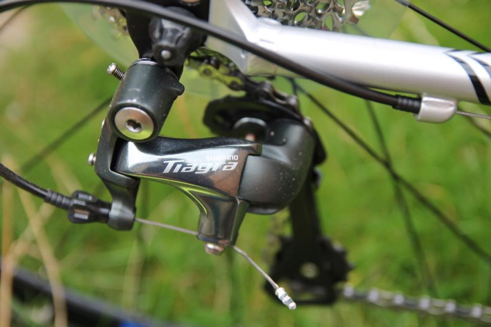 Review: Shimano Tiagra 4700 groupset | road cc