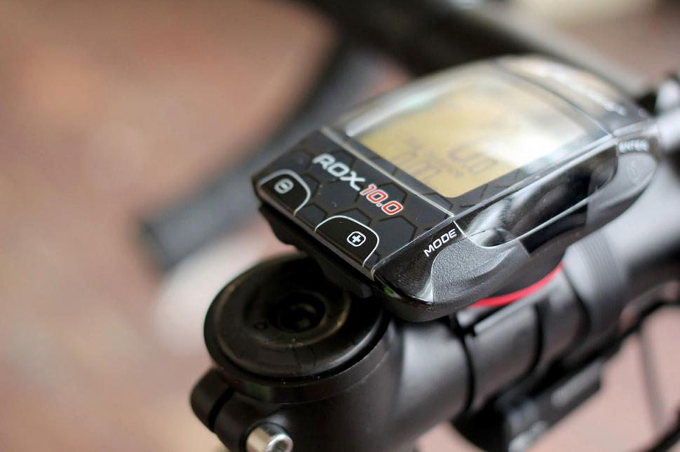 Sigma Rox 10.0 gps - buttons 1