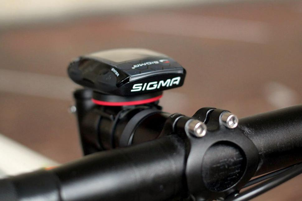 Sigma Butler Out in Front Handlebar Mount for ROX 10.0 GPS Bike Computer 31.8mm