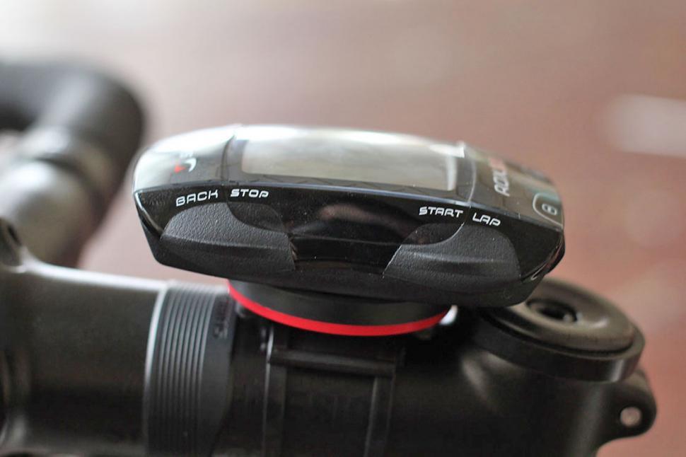 Sigma Rox 10.0 gps - side