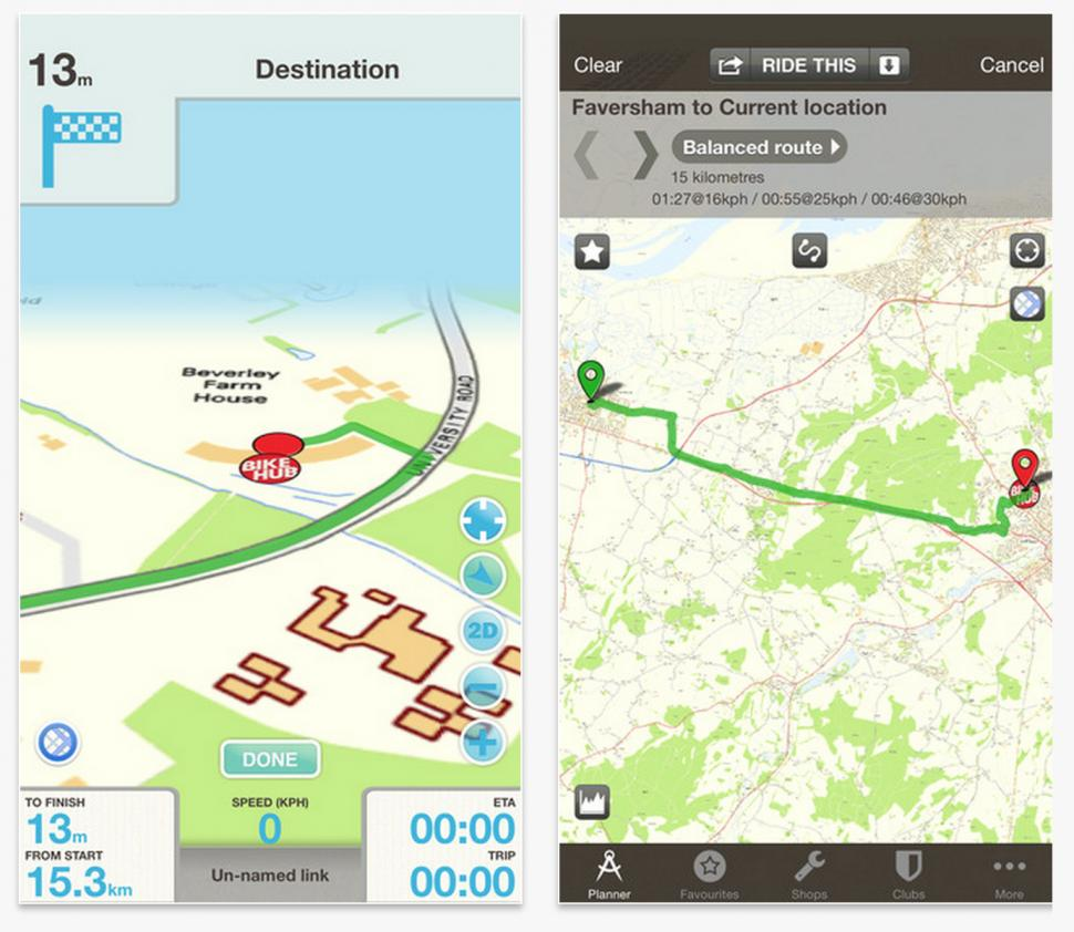 28 of the best smartphone cycling apps for iPhone, Android