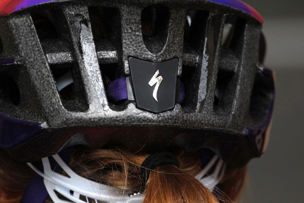 Specialized Propero 2 helmet - hairport