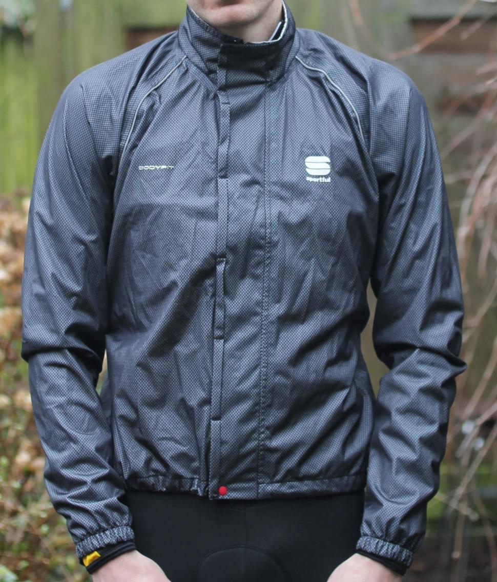review sportful survival jacket