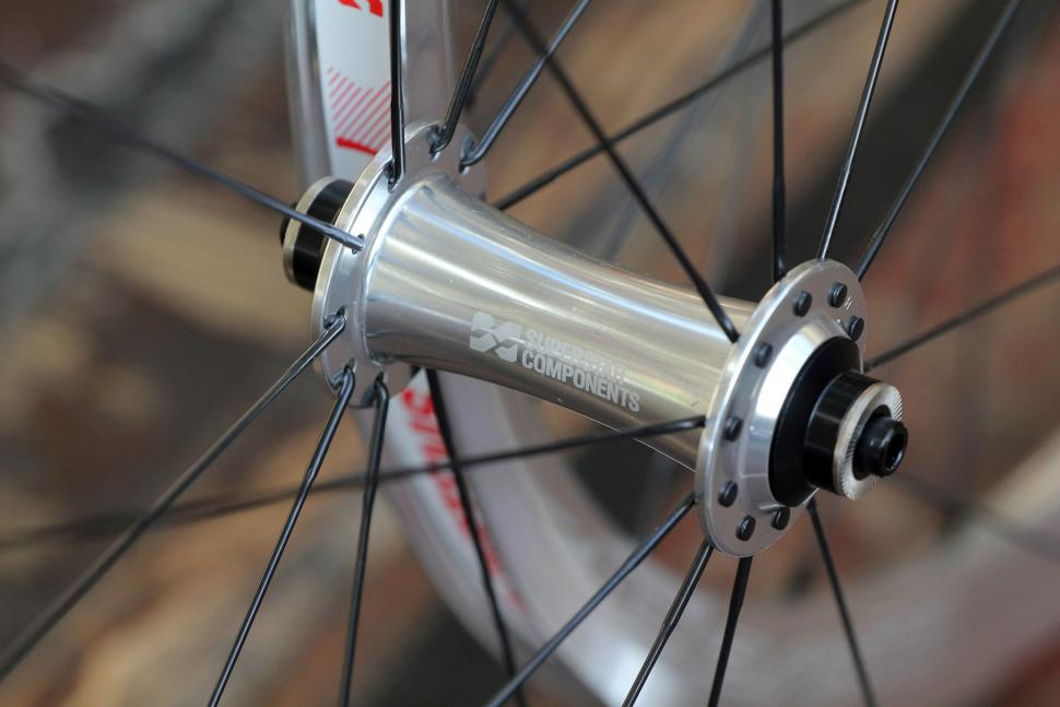 Review: Superstar Components Pave 28 wheelset