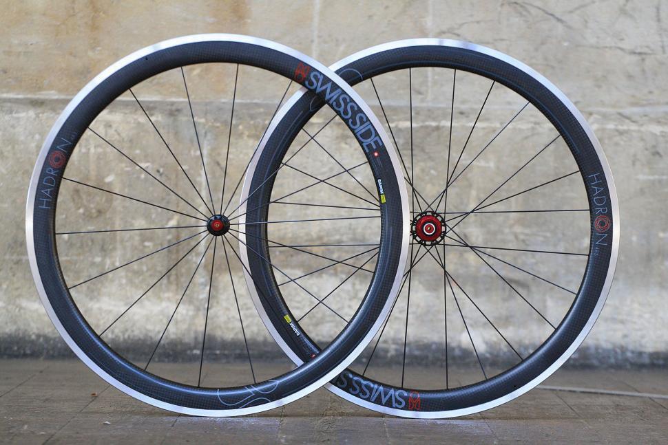 Swissside Hadron 485 wheelset