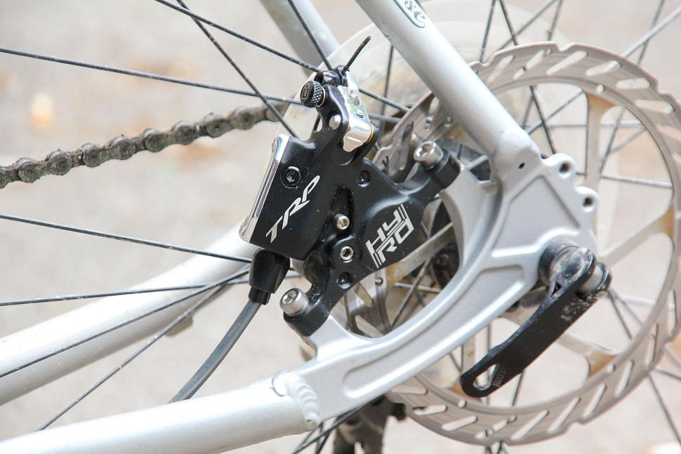 TRP HyRd disc brake - rear